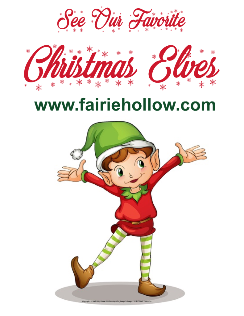Elves And Gnomes Fairiehollow