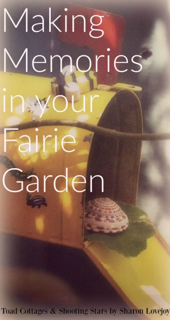 Fairie mailbox ideas for making memories with children | fairiehollow.com